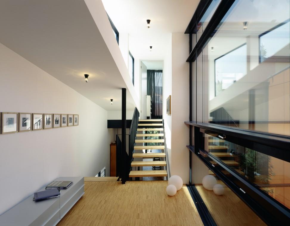 008 Wohnreportage für HÄUSER, Stadt- und Atriumhäuser in Köln