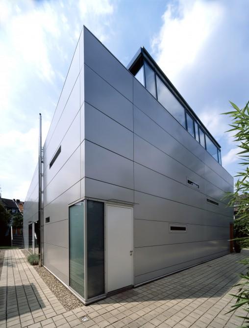 013 Wohnreportage für HÄUSER,  Stadt- und Atriumhäuser in Köln