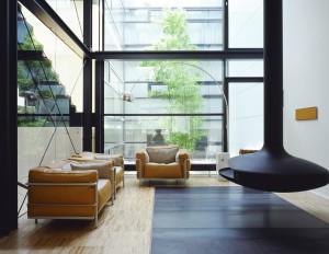 015 Wohnreportage für HÄUSER,  Stadt- und Atriumhäuser in Köln