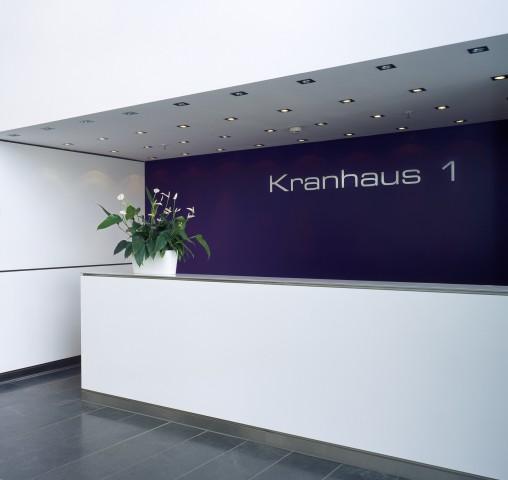 007 Kranhaus Mitte, Köln