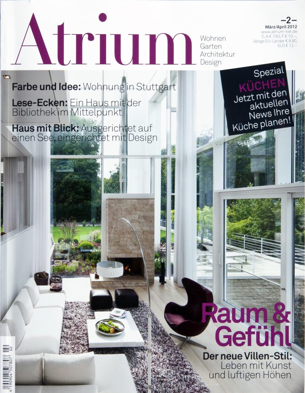 061  Wohnreportage für Atrium