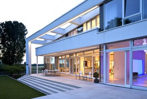 064 Villa zum Rhein, Düsseldorf